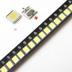 Led  backlight SMD 2835 alb 1W 3,3V LED2835-1W, set 5 buc