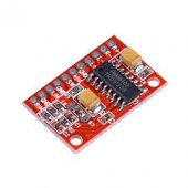 MD7016-R  Modul mini amplificator 2x3w, digital, clasa D, PAM8403, rosu