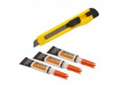 Set superglue cu cutter G57065